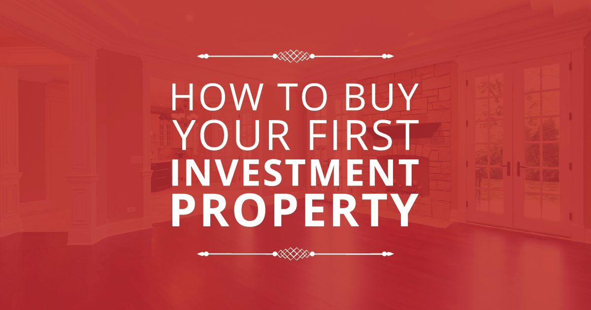 Buying Investment Property